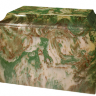 B-Tuscany Cultured Marble Adult Urn Camo